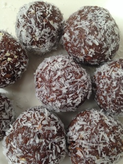 Choco-Coco Balls