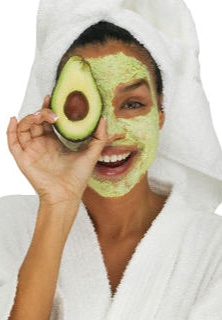 4 Avocado Masks That  Will Make You Glow