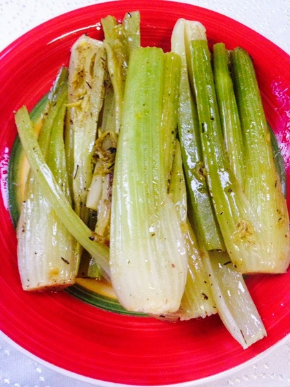 Recipe: Braised Celery