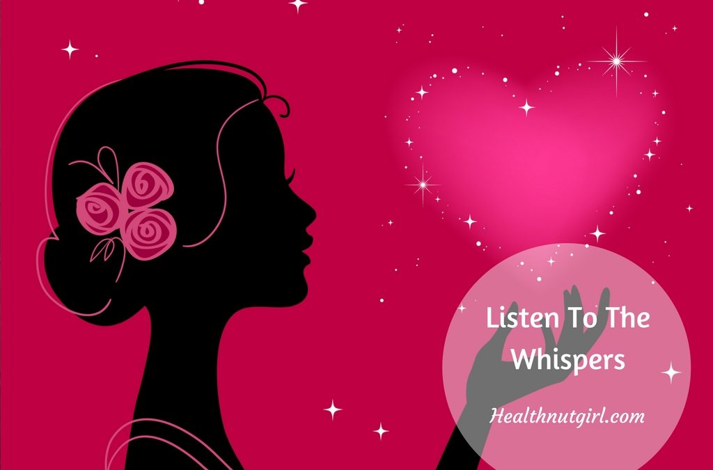 Listen To The Whispers