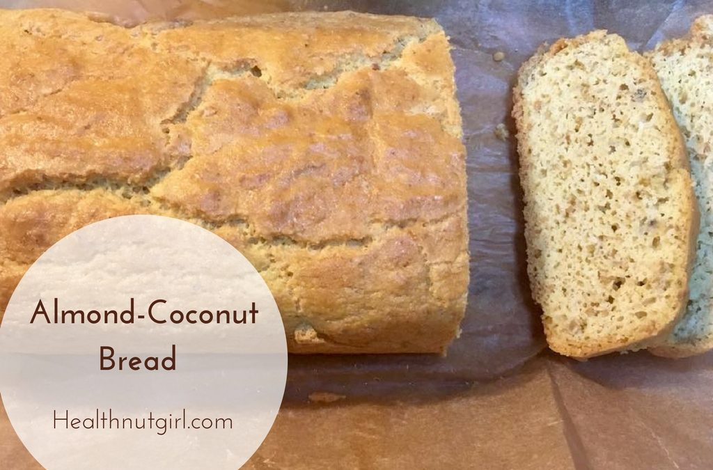 Almond-Coconut Bread