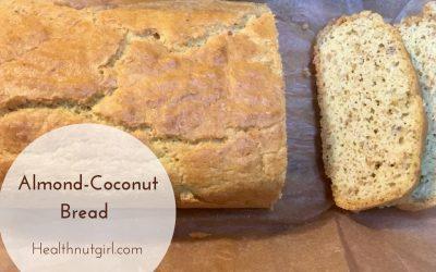 Almond-Coconut Bread