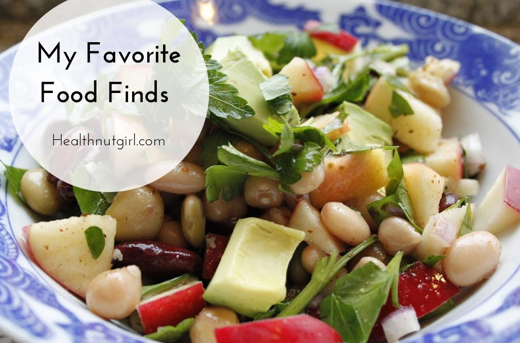My Favorite Food Finds