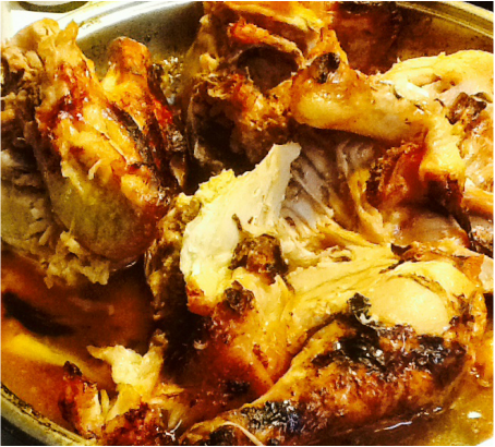 Recipe: Orange Glazed Chicken