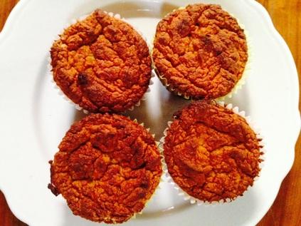 Recipe: Sweet Potato Muffins