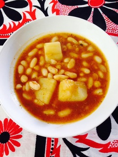 World's Best (my mom's) Bean Soup