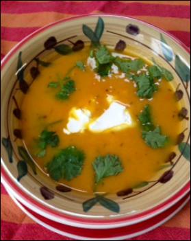 Beta Goddess Soup