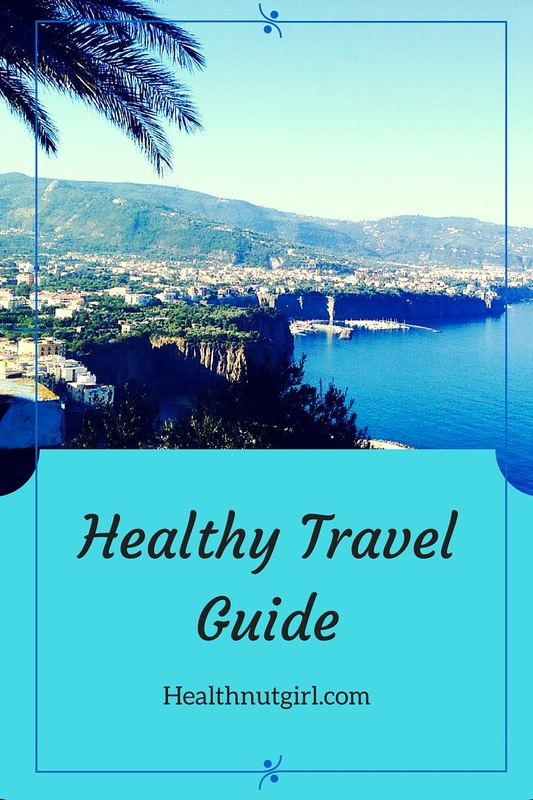 Healthy Travel Guide