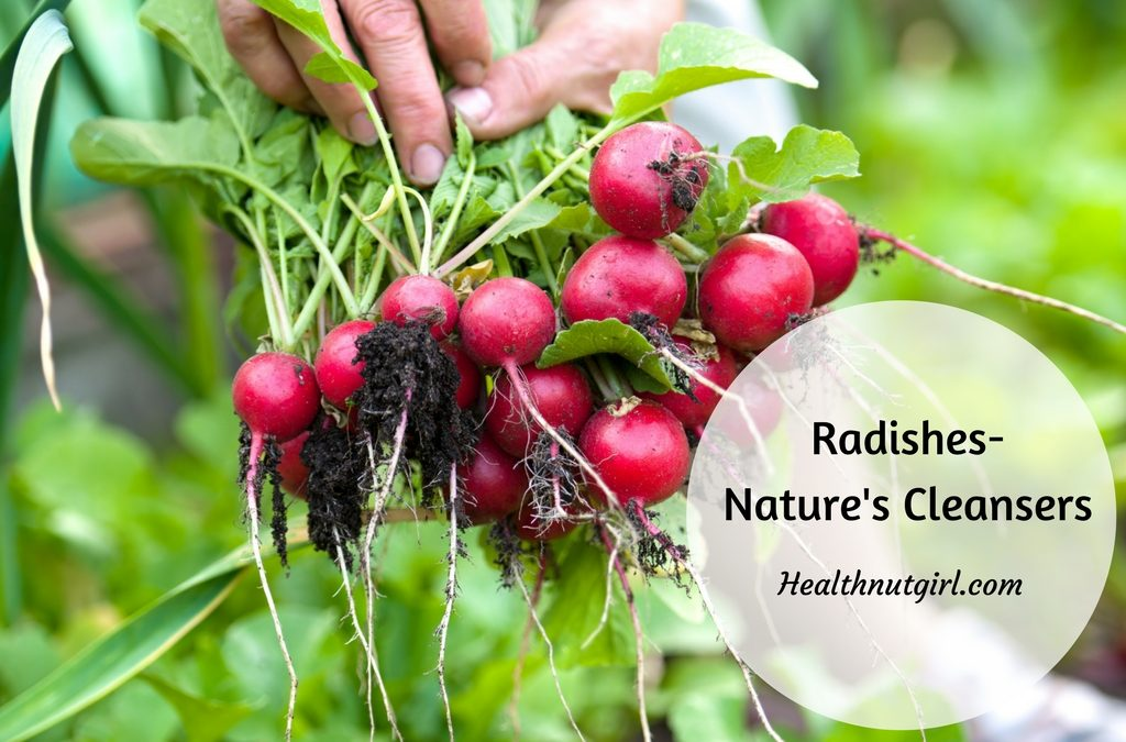 Radishes – Nature's Cleansers