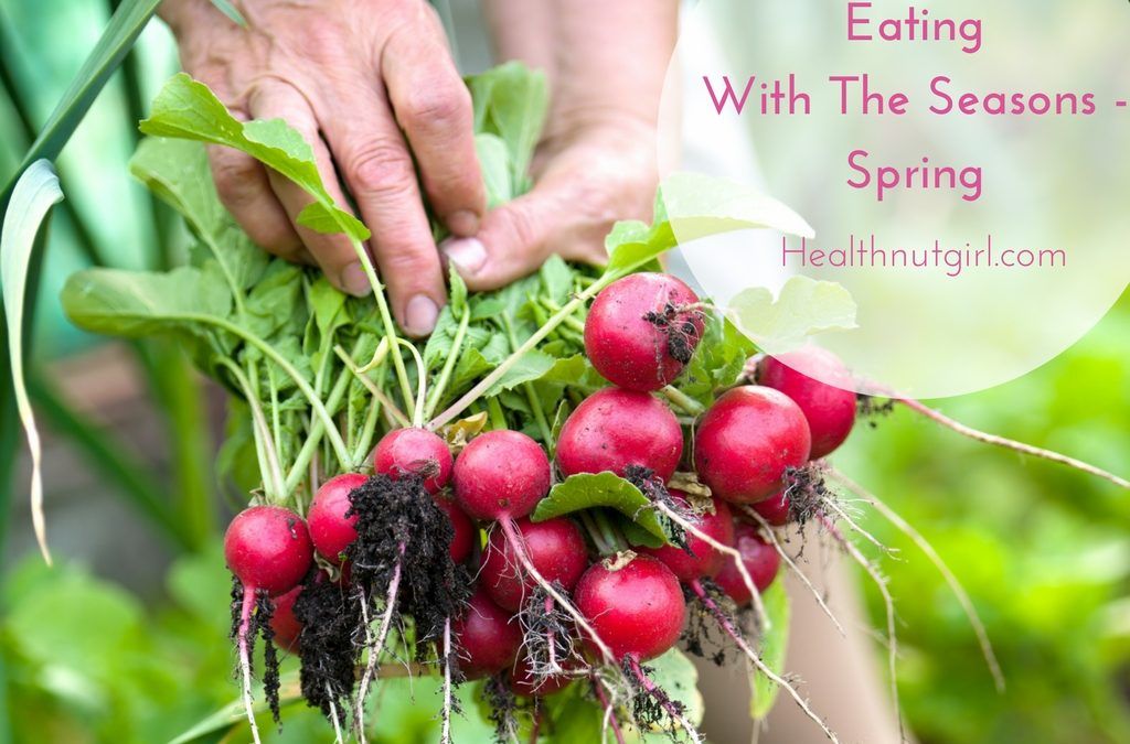 Eating With The Seasons – Spring